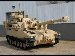 vehiculos blindados chilenos m-109