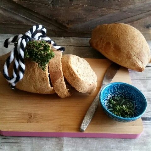 Tambuğdaylı ekşi maya