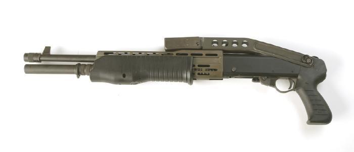 Franchi Franchi SPAS 12 Assault Shotgun, SemiAuto/Pump For Sale at ...