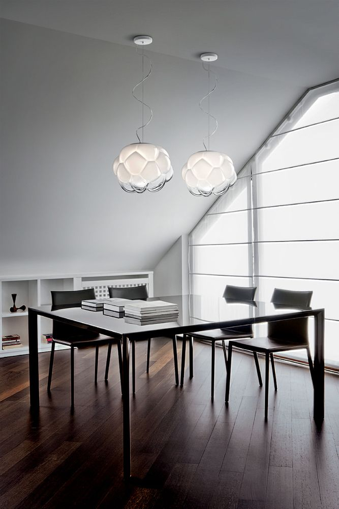 classy-captain:  Open Space Dining Area by outreachr.com