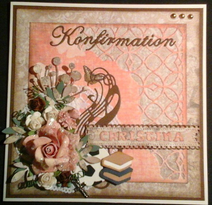 Slipsager scrapbooking & Cards: Kort