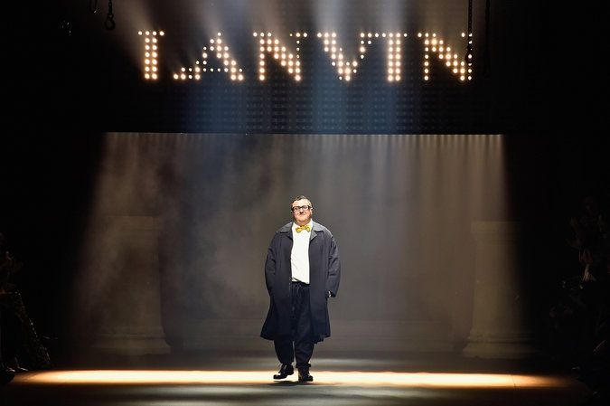 Alber Elbaz Leaving Lanvin as Fashion's Slippery Slope Claims Another Designer - The New York Times