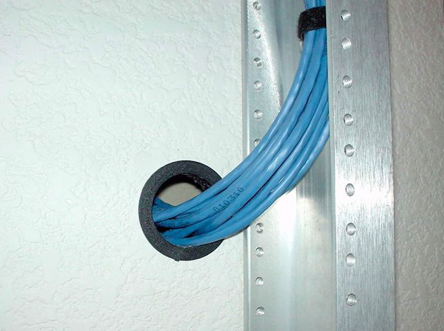 Although wireless is simpler for a lot of people, due to multimedia sharing, bandwidth on a home network, and paranoia about wireless security, you may want to use a hard wired solution for home networking. Having a wired network at home allows you to have a private, high-speed network for internet access, file sharing, media streaming, online gaming, IP security cameras, and much more.