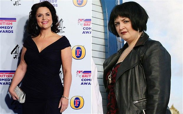 Ruth Jones: Gavin and Stacey star tells of battle to shed weight