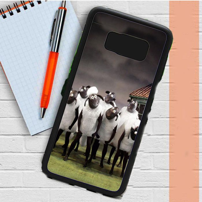 Shaun The Sheeps Big Show Samsung Galaxy S8 Plus Case Casefreed