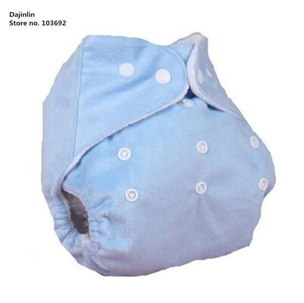 Soft Environmental Washable Cloth Diaper #cloth #diaper #blue #washable #soft #toddlers