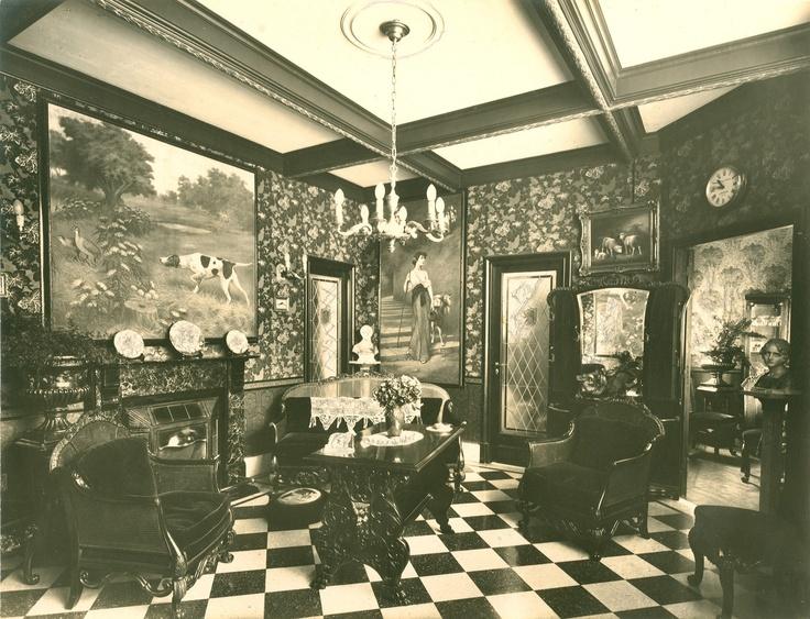 154 best buenos aires antigua images on pinterest for Sala de estar antigua