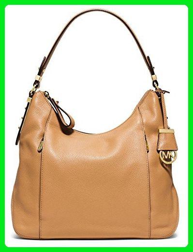 Michael Kors Bowery Large Shoulder PEANUT - Top handle bags (*Amazon  Partner-Link