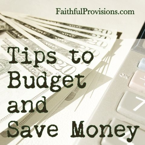 Budgeting and Saving Money | Learning How to Budget | Savings | Money — Faithful Provisions