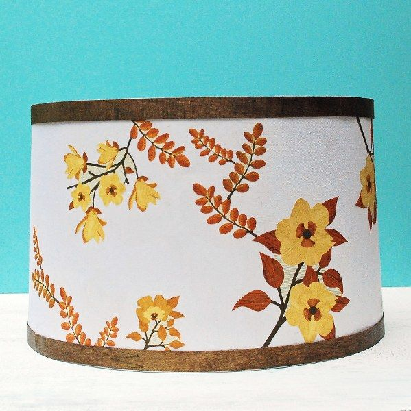 35 best decoupage lampshades images on pinterest lampshades lamp dsc 0060 mid century inspired lampshade with martha stewart crafts decoupage medium aloadofball Gallery