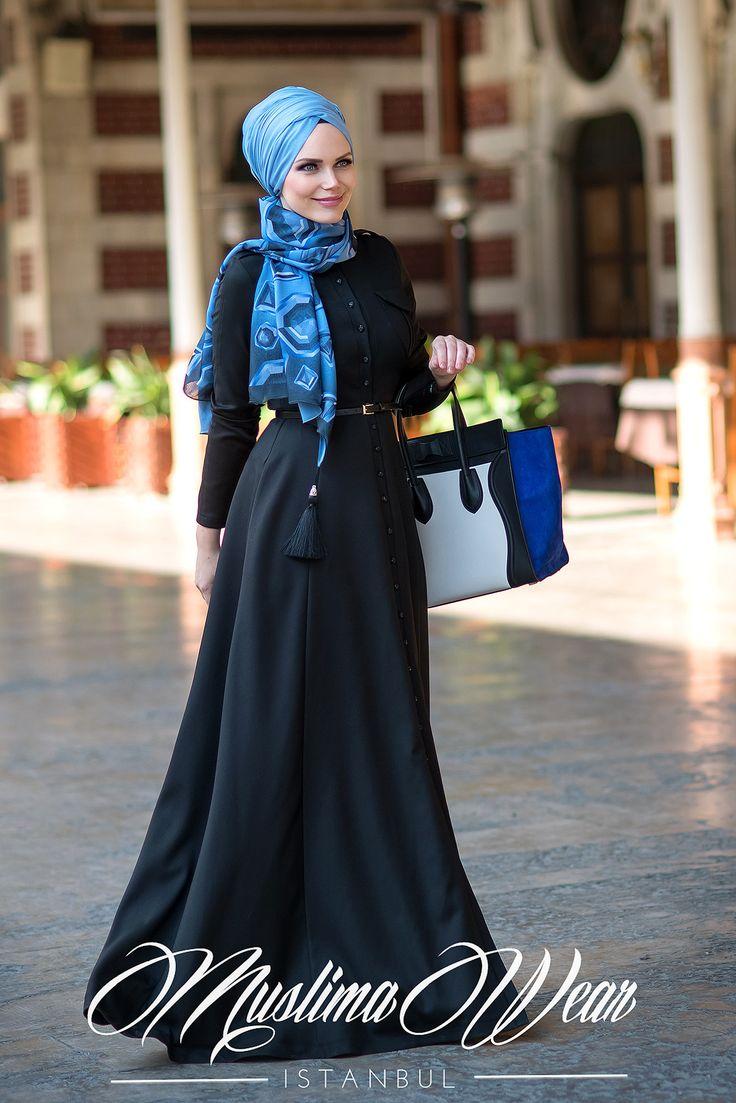 Muslima Wear 2016 Bouquet Dress