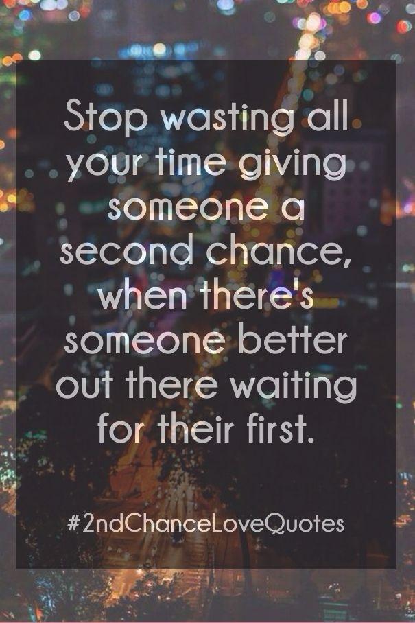 second chances love quotes
