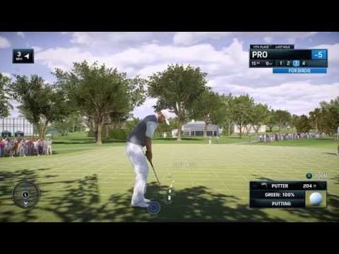 EA SPORTS Rory McIlroy PGA TOUR | Quick Rounds Gameplay | Xbox One & PS4 - YouTube
