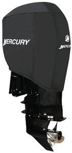 Attwood Custom-Fit Mercury Motor Covers Optimax-3.0L and 2-Stroke (3.0L EFI, 200HP, 225HP, 250HP)