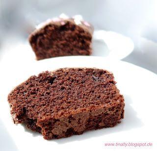 Tinally's Bakery: Rote Beete- Schokoladenkuchen