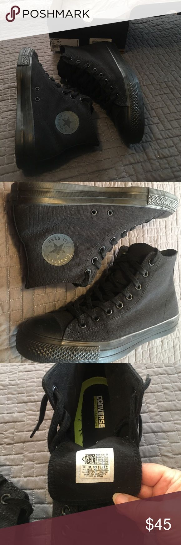 Converse Chuck Taylor All Star Pro Skate Shoe Converse Chuck Taylor All Star Pro High Skate Shoes. Men's 9.5 New and unused! Bought the Wrong size for my skateboarding son so my loss is your gain Converse Shoes Athletic Shoes