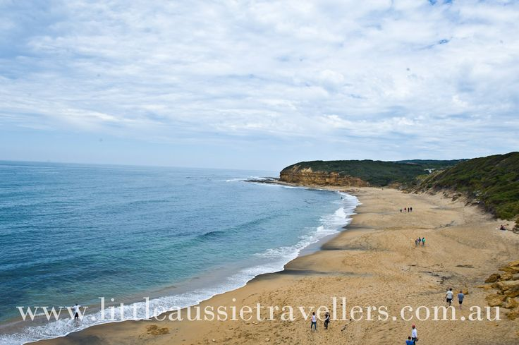 Camping options along the Great Ocean Road