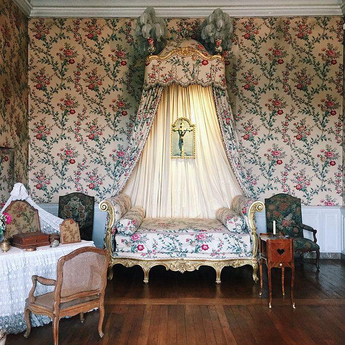 le chteau de vaux le vicomte wwwomonchateaucom - Beaded Inset Hotel Decoration