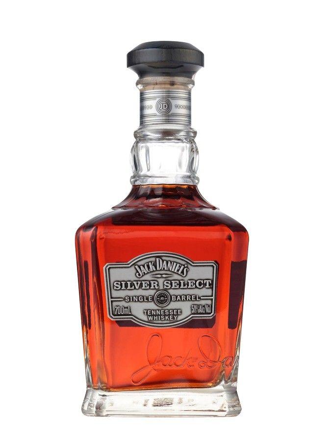 Whisky JACK DANIEL'S Silver Select 50% - Maison du Whisky