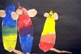 Mouse Paint - Primary / Secondary Colors
