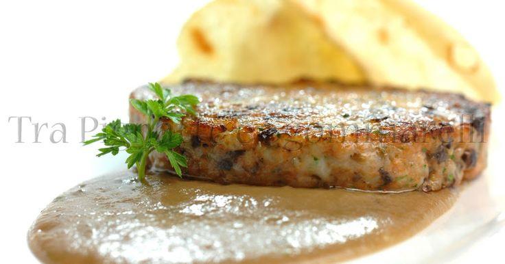 Mia figlia ultimamente si è innamorata degli hamburger di pesce - sorvolo sul fatto che adora quelli già pronti preparati dal banco del...