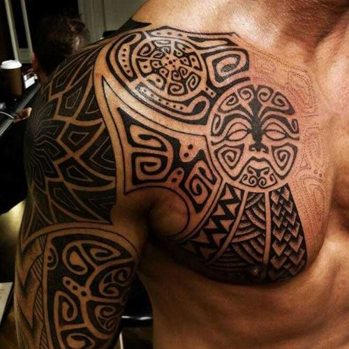 17 best images about family tattoos for men on pinterest for Tribal family tattoo