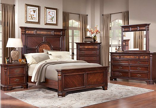 shop for a blakefield 5 pc king bedroom at rooms to go