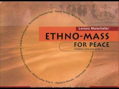 Ethno Mass for Peace 6