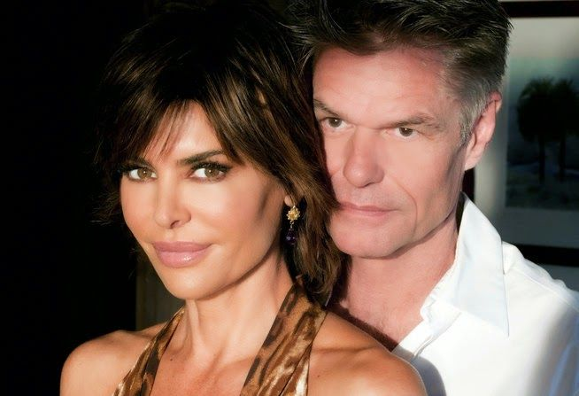 Lisa Rinna Reveals Her Husband Harry Hamlin Nearly Divorced Her When She Signed On RHOBH!