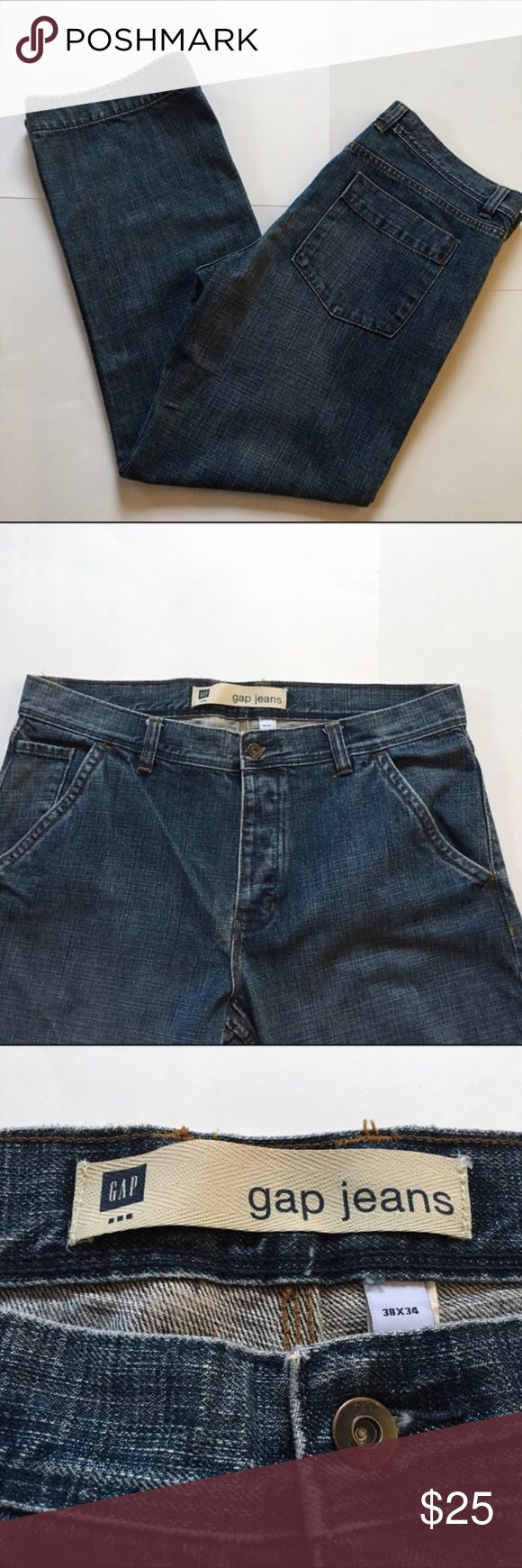 Gap men's jeans Excellent condition. 38 waist, 34 length GAP Jeans