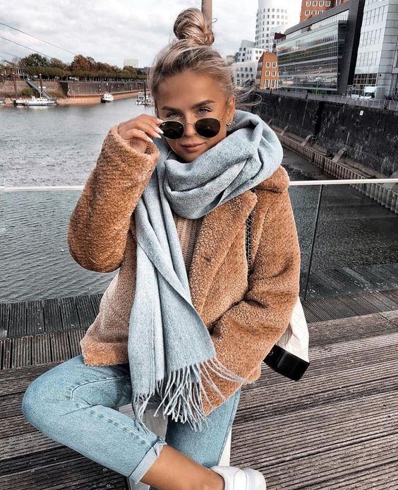 Stylish LOOKs for winter wear – 20 looks lin …