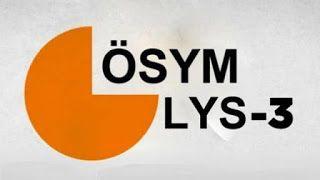The social news: LYS 3 (EDEBİYAT-COĞRAFYA)