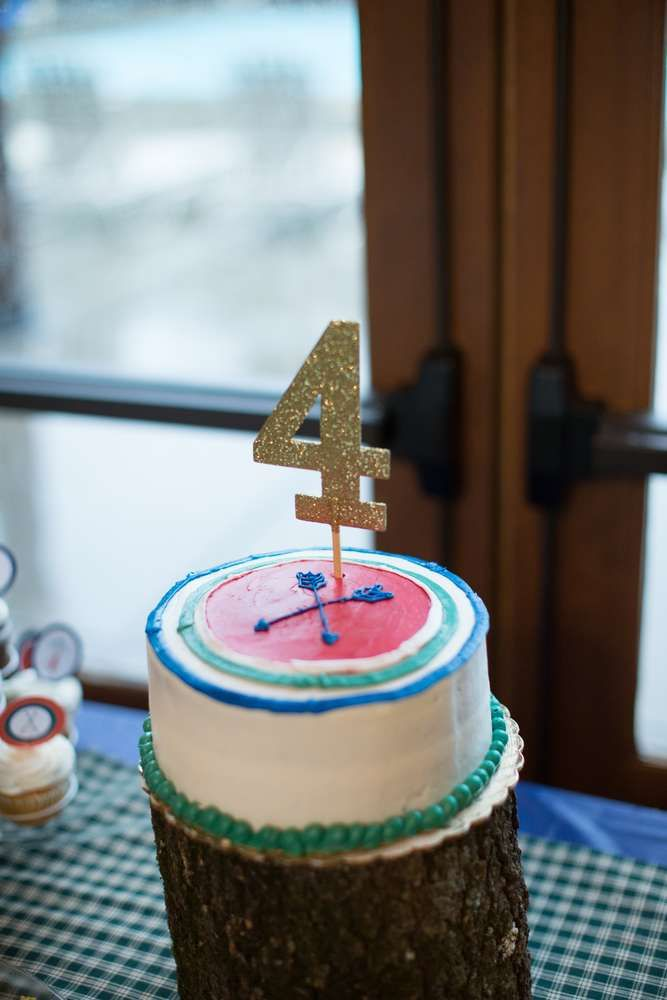 Loving The Birthday Cake At This Princess Merida Party See More Ideas And