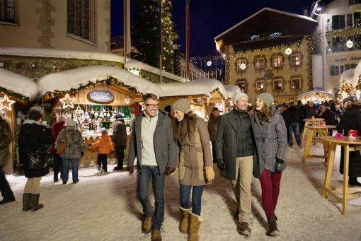 Los mercadillos de Navidad dan inicio a las fiestas