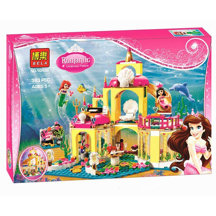 $39.08 (Buy here: https://alitems.com/g/1e8d114494ebda23ff8b16525dc3e8/?i=5&ulp=https%3A%2F%2Fwww.aliexpress.com%2Fitem%2FBELA-10436-Princess-Undersea-Palace-Model-Building-Kits-Minifigures-Blocks-Bricks-Girl-Toys-For-Children-Birthday%2F32738147949.html ) BELA 10436 Princess Undersea Palace Model Building Kits Minifigures Blocks Bricks Girl Toys For Children Birthday Gift 41063 for just $39.08