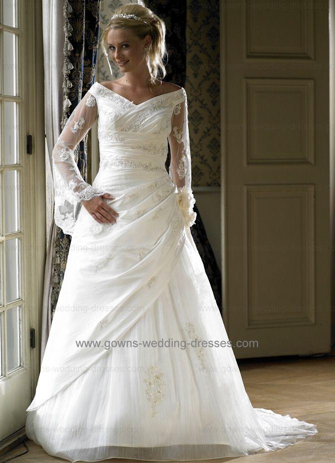 109 best PLUS SIZE WEDDING DRESS images on Pinterest | Bridal gowns ...