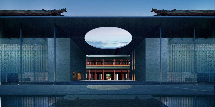 北京钓鱼台雁栖酒店