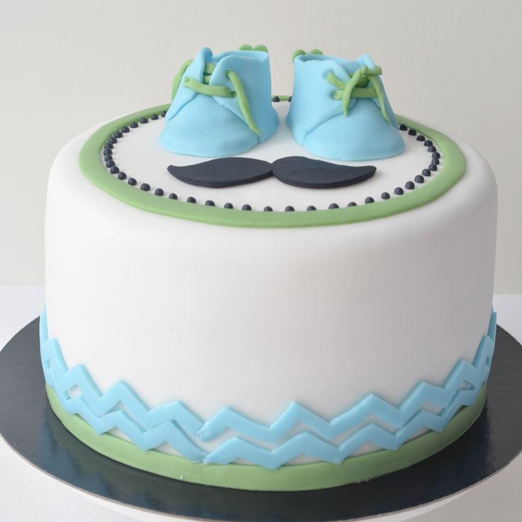 baby shower 39 moustache 39 cake tiered cakes 4 pinterest