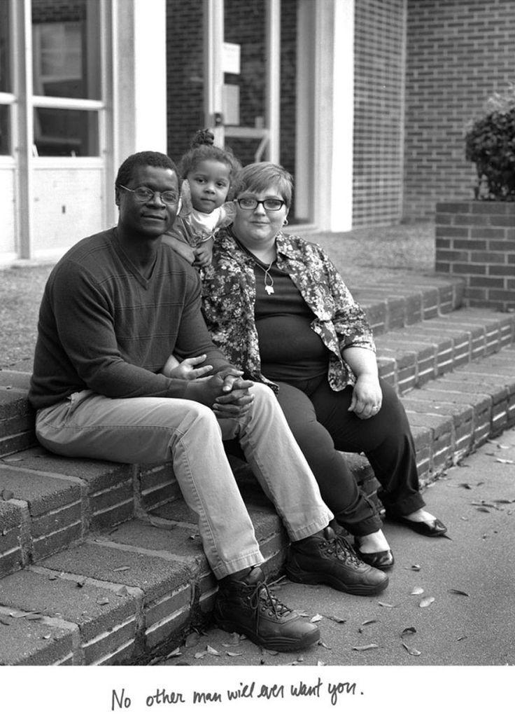 15 retratos de casais inter-raciais com os comentários racistas que tiveram que…