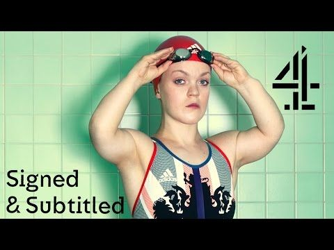 Signed & Subtitled: We're The Superhumans | Rio Paralympics 2016 Trailer - YouTube
