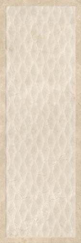 Revestimiento Avorio Diamond marfil 25x75 cm.   wall tile   arcana tiles   arcana ceramica   marble
