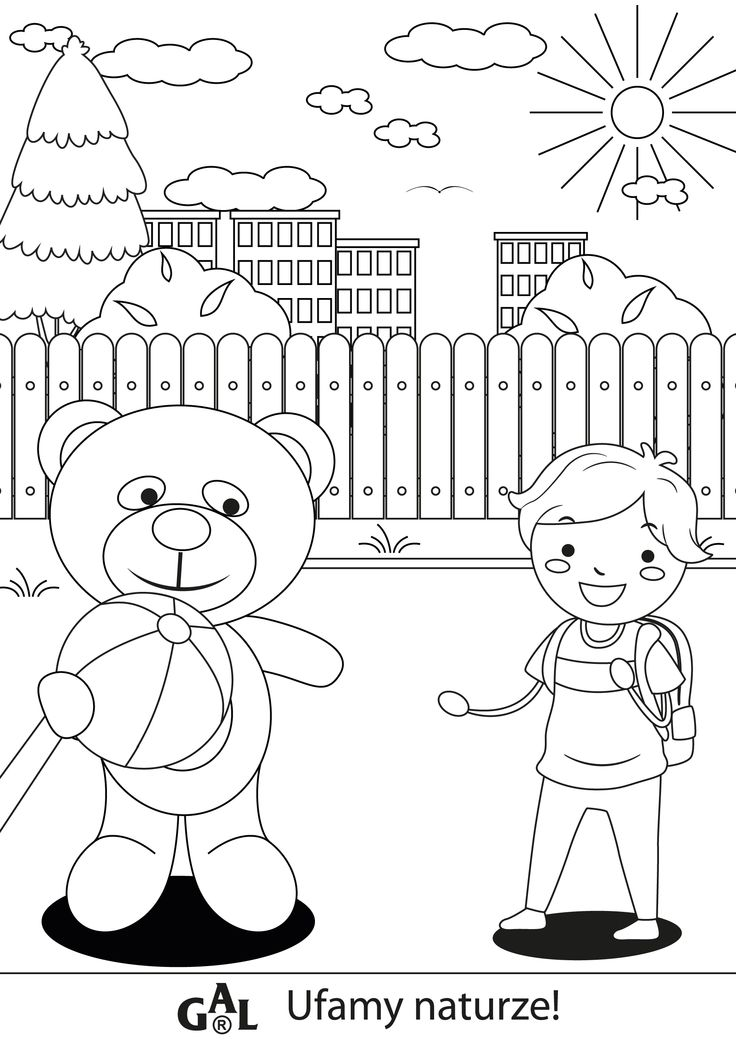 Let's color! // http://www.gal.com.pl/produkty/suplementy-diety/galusie.html