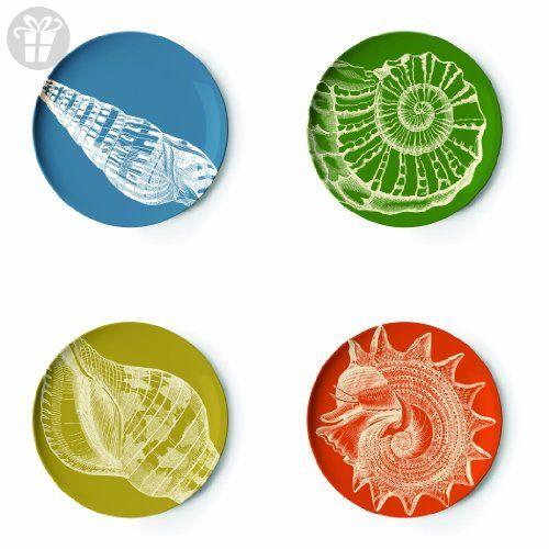 Thomas Paul TP21 Sealife Coaster Set, Set of 4 (*Amazon Partner-Link)