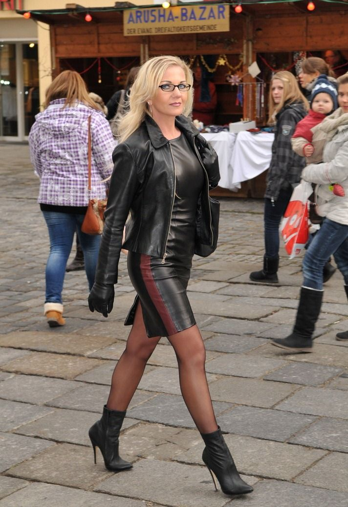 Queen Heike Leather