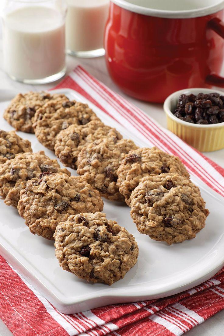 Bake Santa's favorite this holiday season, the Original Oatmeal Raisin Cookie with Sun-Maid Raisins!