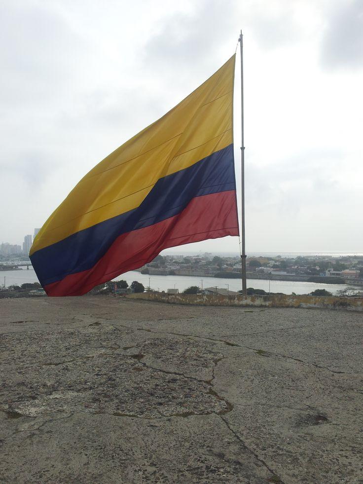 Soberanía colombiana... En toda su extensión este país es hermoso