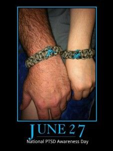 June is National PTSD Awareness Month