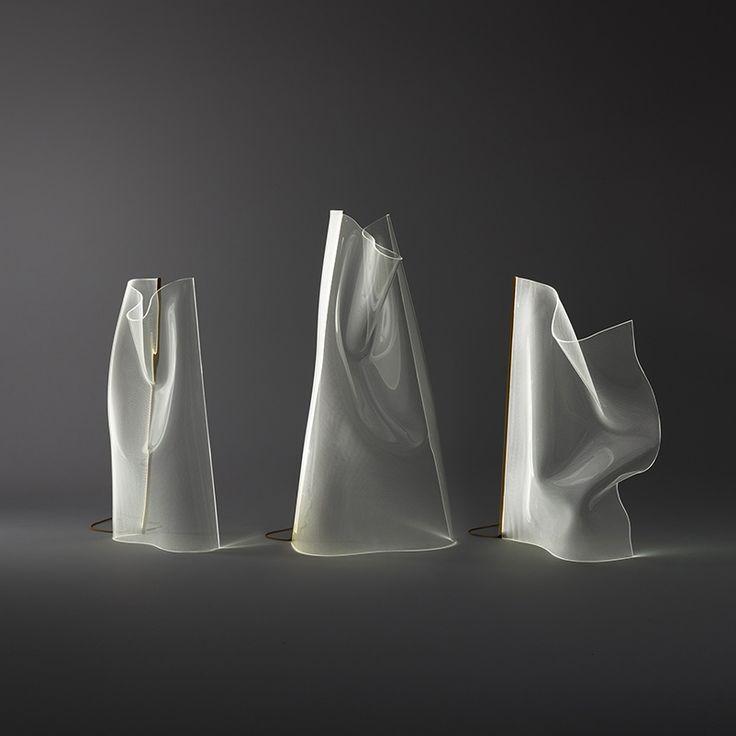 Gweilo HAN Floor Lamp by Parachilna. Get it at LightForm.ca