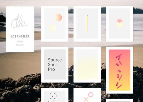 Tumblr Los Angeles Teması, Tumblr Temaları, Best Tumblr Theme, Tumblr Los Angeles Template, Free Tumblr Template, Cool Tumblr Template