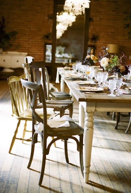 Best 25 Mixed Dining Chairs Ideas On Pinterest